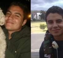 David Romo desapareció hace 4 años y la familia del joven exige justicia, pues aún no se encuentra a los responsables. Foto: Archivo