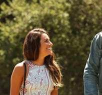 La nueva pareja se conoció el mes pasado durante la grabación de un videoclip y, desde entonces, su vínculo afectivo no ha dejado de estrecharse.