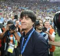 Löw destaca que Alemania fue el mejor equipo durante todo el Mundial. Foto: EFE
