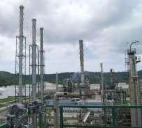 Refinería de Esmeraldas entra en fase de mantenimiento, ampliación y corrección. Foto: Petroecuador