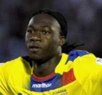 Caicedo jugará en Espanyol.