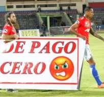 Cuenca no concentrará por falta de pago. Foto: API.