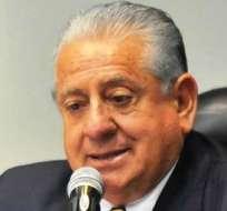 Luis Chiriboga, presidente de la Federación Ecuatoriana de Fútbol (Foto: Internet)