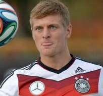 Kroos está a un paso del Real Madrid. Foto: EFE.