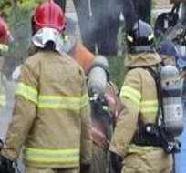 El accidente del helicóptero ha dejado también herida a una joven estudiante que se encontraba en una parada de autobús cercana.
