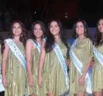 Conoce los rostros de las aspirantes a reina de Guayaquil