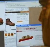 Ahora cualquier compra por internet de productos extranjeros, además del 5% de salida de divisas, se debe pagar $42.