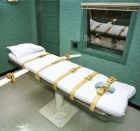 Preso en EE.UU. muere casi dos horas después de recibir la inyección letal. Foto:EFE Archivo