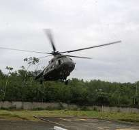 Las principales operaciones militares están enfocadas en controlar el narcotráfico. Foto: Ministerio de Defensa