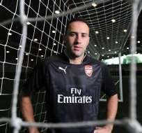 El traspaso de Ospina del Niza al Arsenal se dio por un costo de 5,4 millones de dólares. Foto: Facebook Arsenal