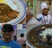 A la primera Feria Gastronómica Internacional Raíces, realizada en el Centro de Convenciones, asistieron más de 30.000 personas.