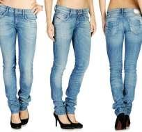 La ropa XXXS sirve para aquellas mujeres que ostentan 58 cm de cintura.