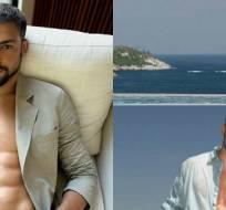 """El actor que interpretó a Jorgito en """"Avenida Brasil"""" y a Jesuino en """"Cuento Encantado"""", vuelve a su primera profesión: el modejale."""
