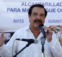 Jaime Nebot, alcalde de Guayaquil. Foto: API