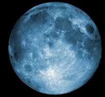 CIENCIA.- Según investigadores, la Luna presenta una ligera hinchazón en su cara visible desde la Tierra, y otra en la cara oculta. Foto: Internet