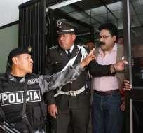 QUITO, Ecuador.- Aunque no se especificó la pena, el Código Penal establece por este delito de 8 a 12 años de reclusión mayor. Fotos: API