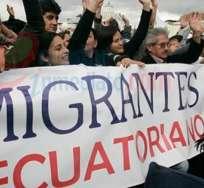 ESPAÑA.- Según un reciente informe, 261.295 extranjeros accedieron a la nacionalidad española en 2013. Foto: Archivo