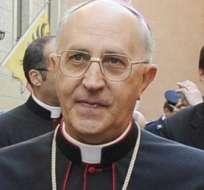 Filoni fue desde 2001 a 2006 nuncio en Jordania e Irak y fue el único diplomático que no abandonó Irak durante toda la duración de la guerra.
