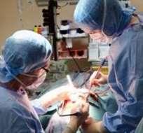 MÉXICO.- La protuberancia se desarrolló junto al ovario de una mujer de 51 años; la operación duró más de 4 horas. Foto referencia de Internet