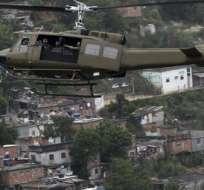 SAO PAULO, Brasil.- Según la policía estatal de Sao Paulo, hay víctimas mortales y heridos, pero se desconoce la cifra. Foto referencial de Internet