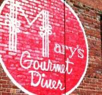 EE.UU.- Mary's Gourmet Diner desató polémica con esta iniciativa, la cual tuvo que retirar finalmente. Foto: Internet