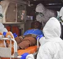 Según la OMS, el brote del virus de ébola seguirá activo un tiempo más en varios países.