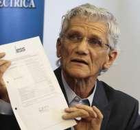 Correa puso 4 condiciones para mantener los fondos de reserva previsionales en manos privadas. Foto: API