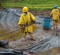 NAPO, Ecuador.- Ivanhoe abandonó el proyecto tras comprobar que el campo contenía un crudo más pesado de lo previsto. Foto referencial de Archivo