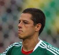 El futbolista mexicano estará a las órdenes del Real Madrid (Foto: EFE)