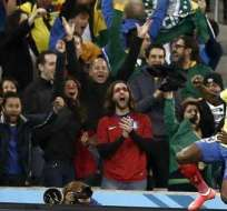 Enner Valencia anotó un gol.