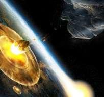 Un científico de la NASA insiste en la necesidad de hallar otros mundos habitables ante la amenaza constantes de los asteroides.