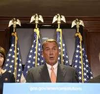 La Casa Blanca quiere que el Congreso apruebe un fondo de cooperación antiterrorista. Foto: EFE