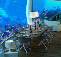 Para los científicos, vivir bajo el agua tiene enormes beneficios. Los acuanautas pueden descender 20 metros y más profundo hasta nueve horas diarias.