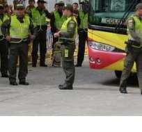 Coque Suárez era buscado mediante una circular azul de la Interpol por la violación y el homicidio de Santos Vicente Briones Zambrano.