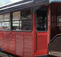 La estación de Milagro fue rehabilitada tras permanecer por décadas en deterioro.