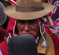 AMÉRICA LATINA.- Según Cepal, dicha región tiene 826 pueblos indígenas, con 45 millones de habitantes. Foto: Archivo