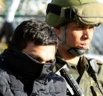 La banda narcotraficante Los Rastrojos amenzaron a dos periodistas en Córdoba, Colombia.