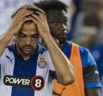 ESPAÑA.- El delantero ecuatoriano no fue titular en este cotejo sin goles de la jornada 6 de la Liga BBVA. Fotos: Internet