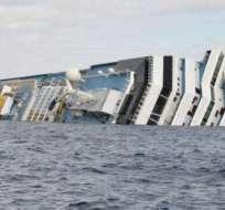 """ESTONIA.- Un día como hoy, hace 20 años, 852 personas fallecieron en el naufragio del ferry """"Estonia"""". Foto: Archivo"""