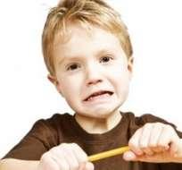 Todo depende de la intensidad de la emoción experimentada por el niño y hasta qué punto está interfiriendo en su vida.