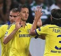 Son los dos únicos equipos invictos en Inglaterra durante las seis primeras jornadas de liga. Foto: EFE.