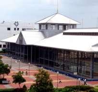 Recordando en Guayaquil el Mercado Sur, actualmente el Palacio de Cristal.
