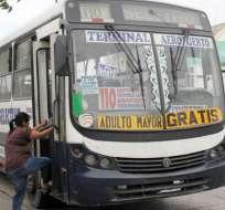 Transportistas necesita definir si habrá un incremento de los pasajes para invertir en unidades.