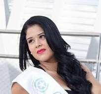 La ganadora fue Alejandra Zambrano Moreira y viajará a Guayaquil para participar en actos benéficos. Foto: Facebook