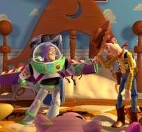 Toy Story volverá por Navidad con un especial para televisión.