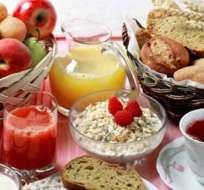 Según estudios, el 80% de personas con sobrepeso no desayuna. Por lo tanto, si quieres bajar de peso debes desayunar.