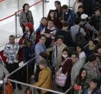 EE.UU.- Ahora, las autoridades están considerando prohibir viajar en esos casos. Foto: Internet