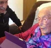 Señaló la opción 'nacida en 1914' y así podía entrar sin ningún tipo de impedimento en Facebook.