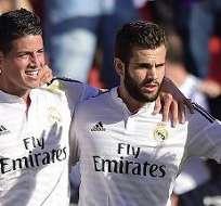 Antes, no obstante, el Real Madrid jugará el miércoles contra el Liverpool en la Liga de Campeones.