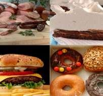La grasa, azúcar y sal son adictivos y conllevan consecuencias graves en la salud, provocando obesidad, enfermedades cardiovasculares, diabetes, hipertensión arterial y otros males relacionados con la dieta.